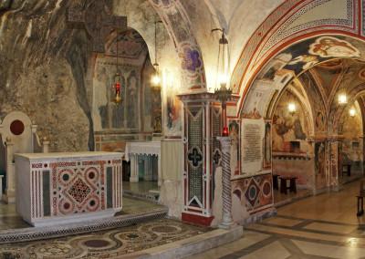 Sacro-Speco-Altare