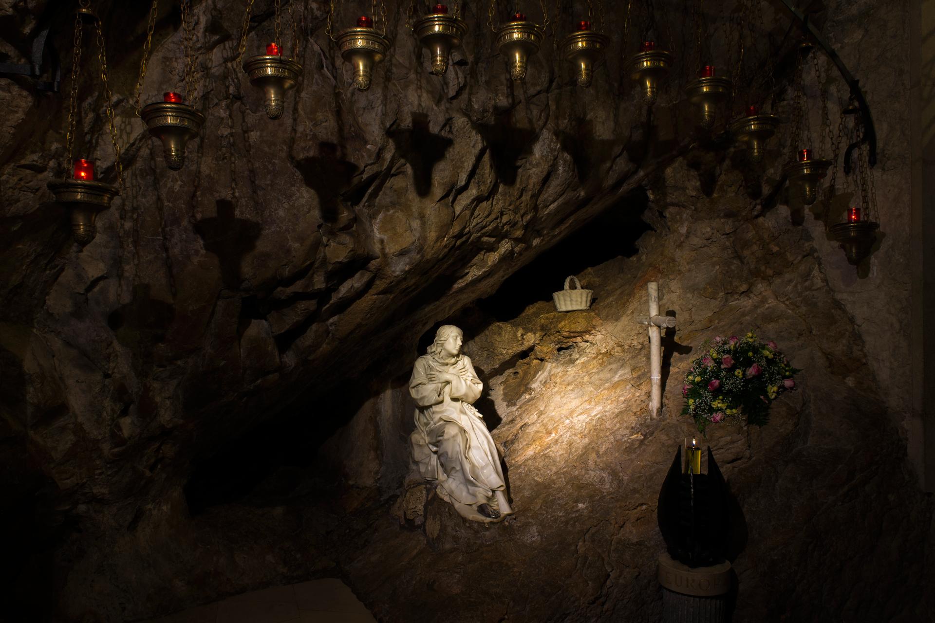 Sacro Speco - Grotta di San Benedetto