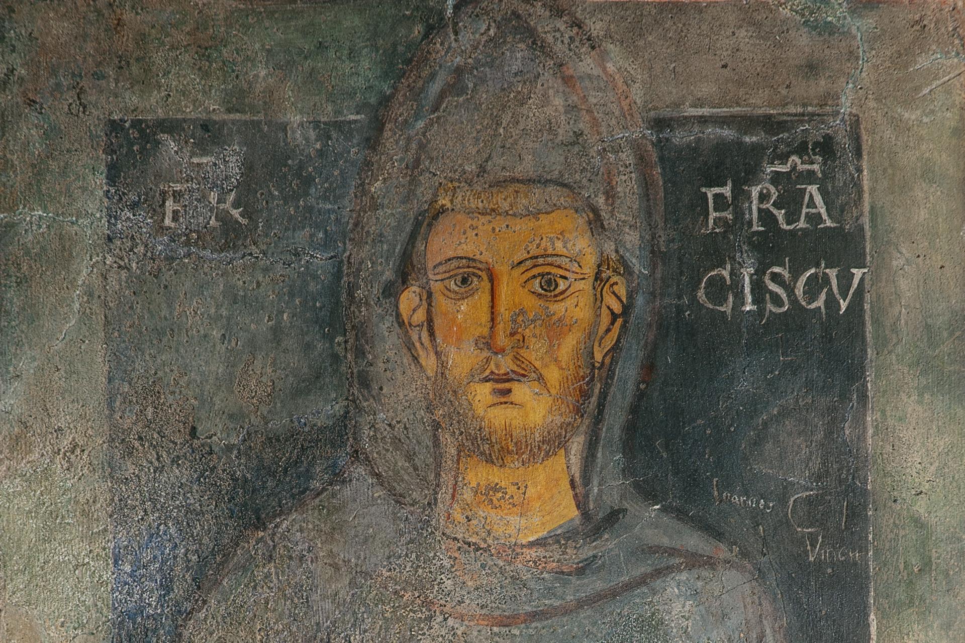 Sacro Speco - San Francesco